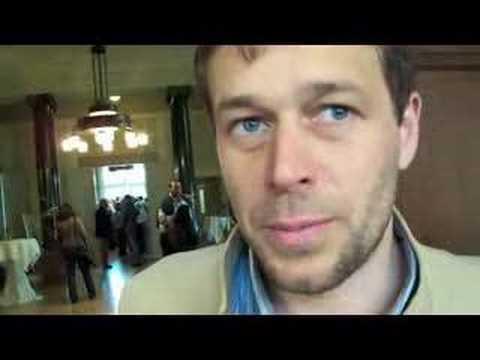 ProWein 2008  Hayo Loacker über biodynamischen Weinbau und