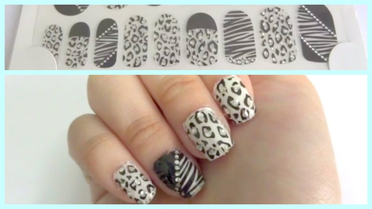 How I Paste Ly Nail Art Stickers Explained Step By For Beginners You