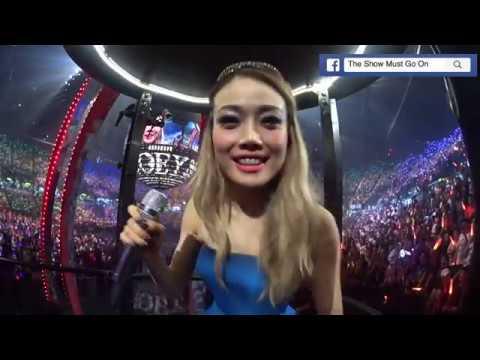 容祖兒Pretty Crazy 演唱會尾場 紅磡 360 - YouTube