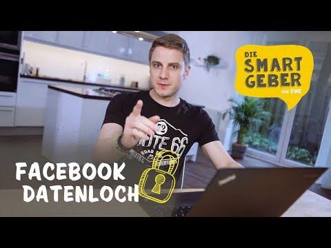 Facebook Datenloch - So schützt ihr eure Privatsphäre I kurz & smart