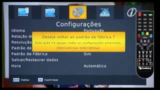 MIDIABOX HDTV - Configuração
