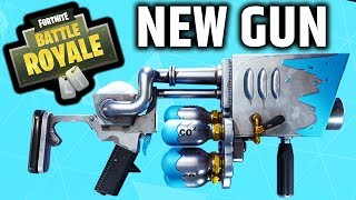 FORTNITE NEW PATCH || Winter Update Gameplay || New Weapons
