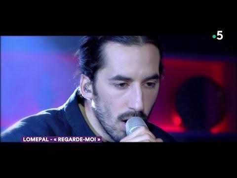 Youtube: Le live: Lomepal«Regarde-moi» – C à Vous – 25/10/2019