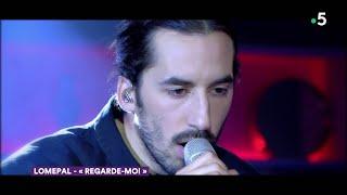 Le live : Lomepal «Regarde-moi» - C à Vous - 25/10/2019