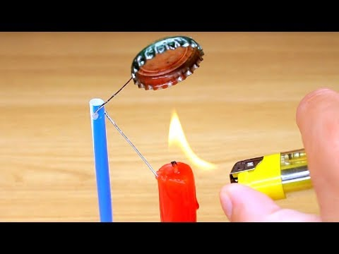3 Harika Fikir (Uçan Oyuncak) - 3 Awesome Life Hacks or DIY Toys!