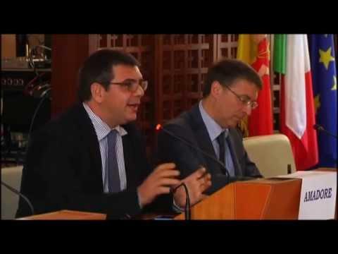 II Sessione - Introduzione Nino Amadore