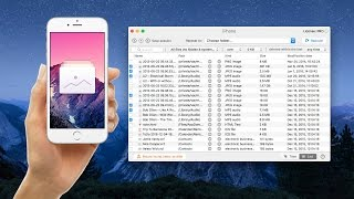 iPhone data recovery for Mac. Recover Deleted Text Messages