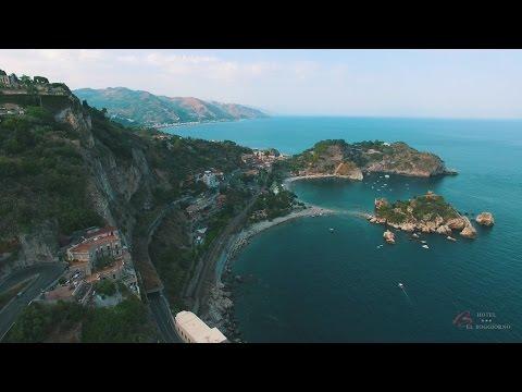 Spot Hotel Bel Soggiorno - Taormina - YouTube