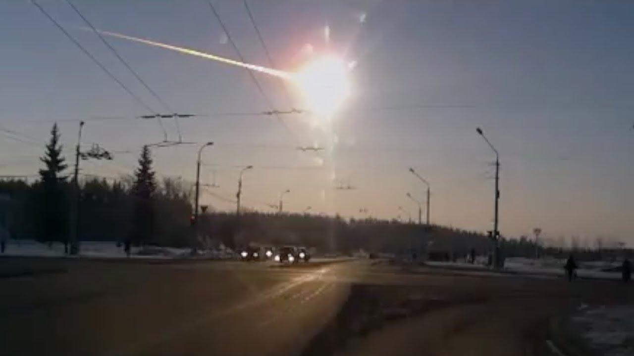 Meteoreinschlag