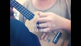 Chưa bao giờ-tiên tiên (ukulele cover)