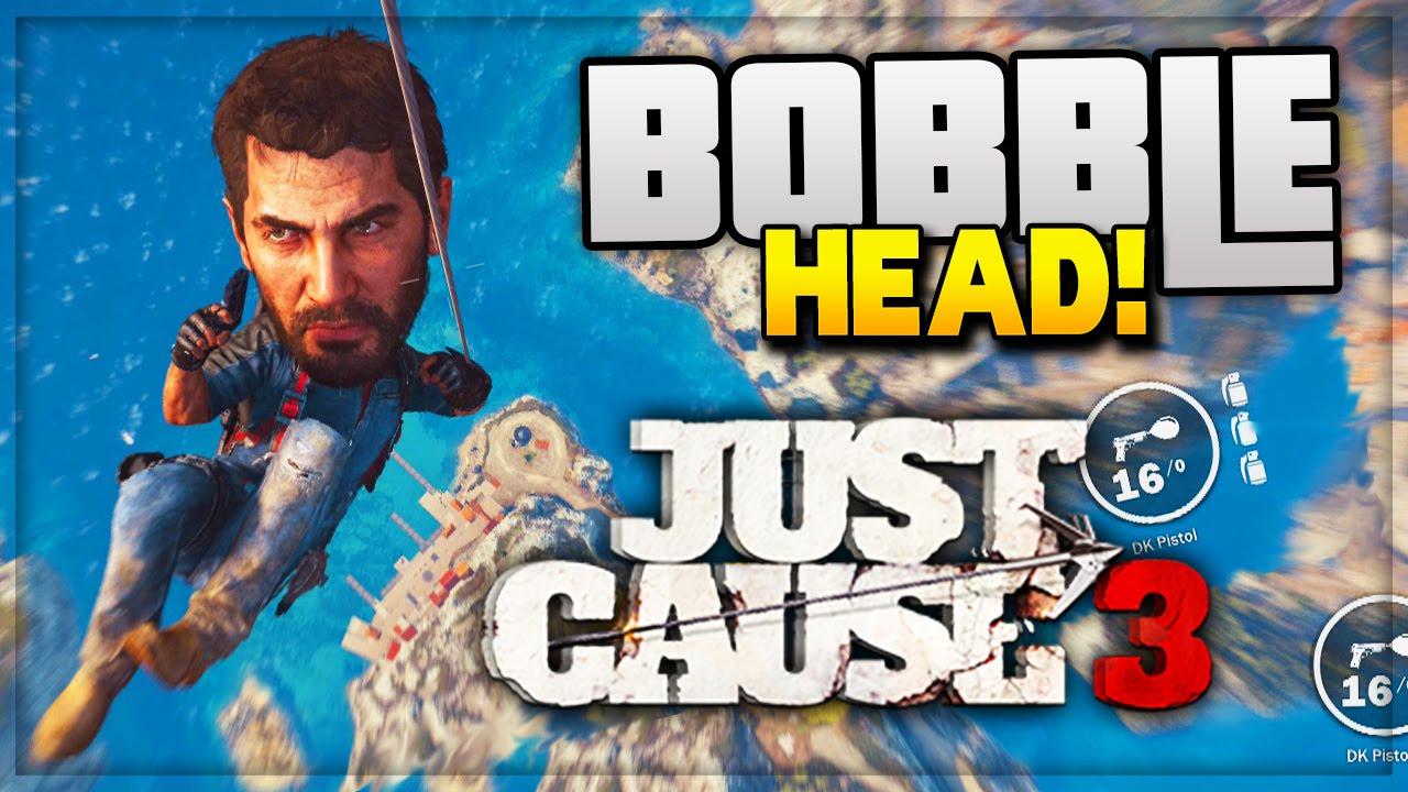 BOBBLE HEAD EASTER EGG! -