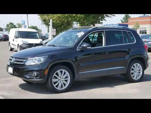 Used 2016 Volkswagen Tiguan Saint Paul MN Minneapolis, MN #G92162P - SOLD