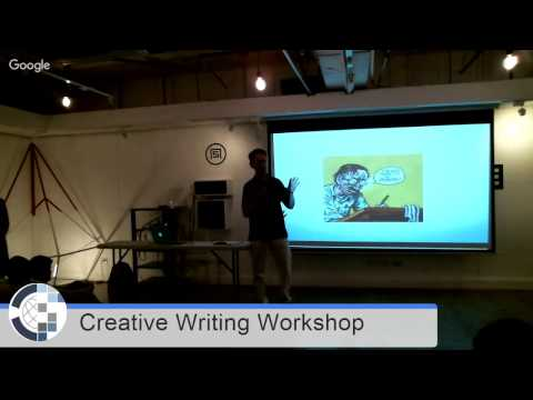 Creative Writing Workshop with Tim Tomlinson