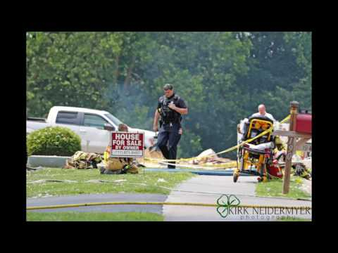 07.02.17 House Explosion in Manor Township, Lancaster County, PA