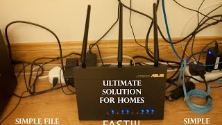 802 11ac router asus rt ac68u review ultimate solution for homes