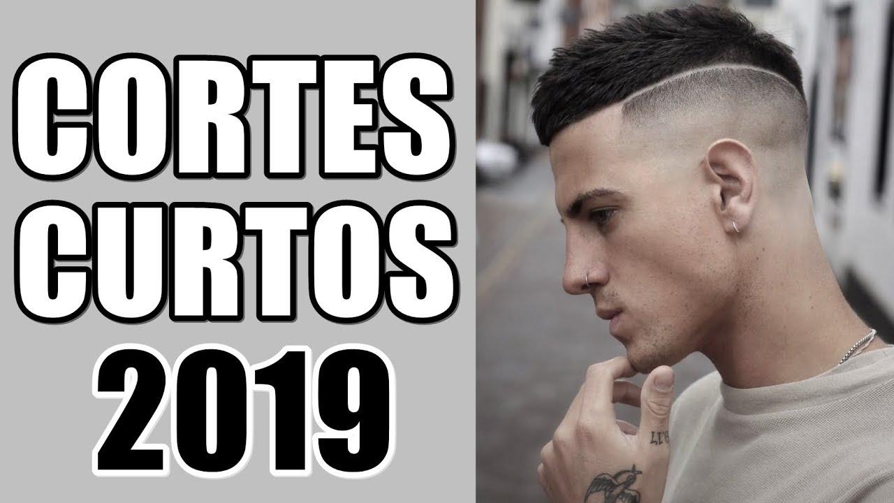 10 Cortes De Cabelo Masculino Curto 2019 Cortes Masculinos 2019