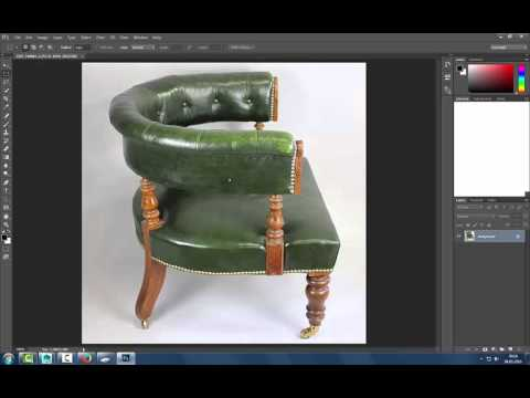 160104 Nord University Lecture - Modeling Chair