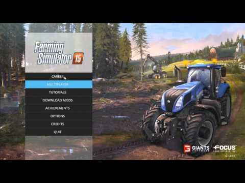 Tutorial-How to install mods in Farming Simulator 2015