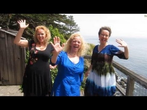 Radiant Hearts for More Joy and Love with Donna Eden, Dondi Dahlin, and Titanya Dahlin!