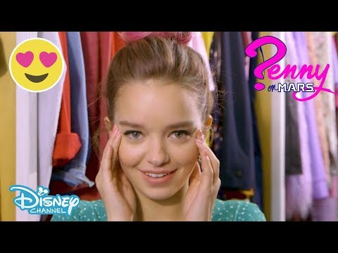Penny on M.A.R.S | Love at First Sight 😍- BTS  | Official Disney Channel UK