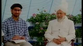 Liqa Ma'al Arab 30th July 1996 Question/Answer English/Arabic Islam Ahmadiyya