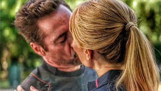Tony Stark and Pepper Potts Kiss Scene - Avengers Infinity War (2018) Movie Clip HD [1080p 50 FPS]