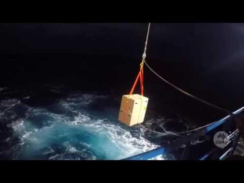 Deep Argo deployment part 2 CSIRO