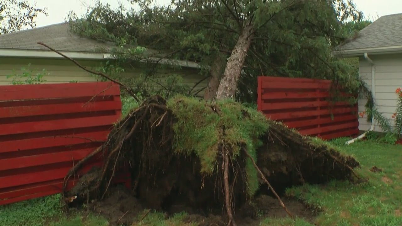 twin cities cleaning up after latest severe weather youtube