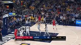Carmelo Anthony Highlights Houston Rockets vs Indiana Pacers 5 11 18