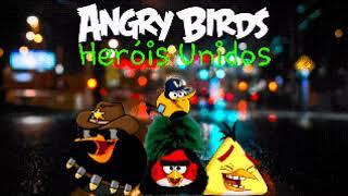 Angry Birds Paródia - 🎵VERSÃO 16 BIT🎵