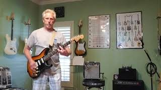 Fender Frontman 10G Demo