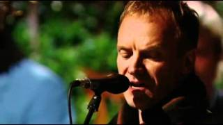Repeat youtube video Sting - ...All This Time   [Live in Tuskan / Italy 2001]