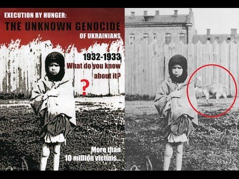 Holodomor. La più grande trovata pubblicitaria nella storia dell