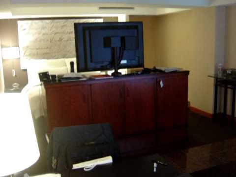 Le Meridien Hotel, San Francisco Room 1112
