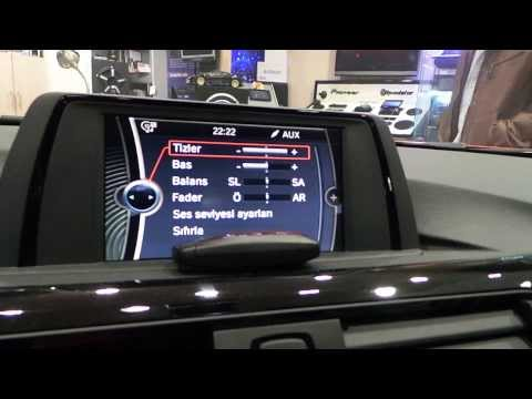 BMW  F10 F20 F30 Alpine Hifi Sistem Upgrade Live CARAUDIOSOUL
