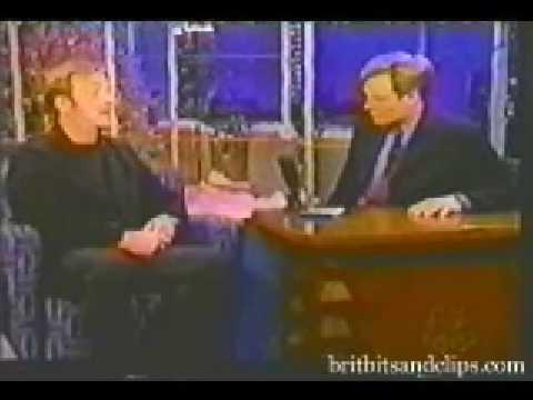 Alan Rickman Interviewed by Conan