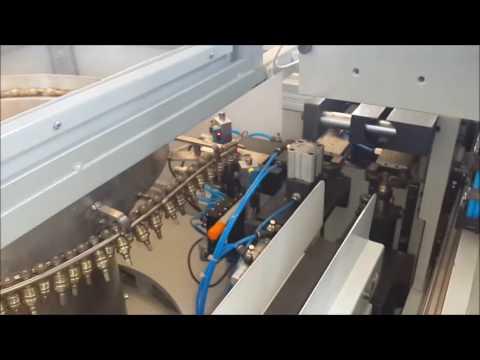 kollektör salmasta montaj otomasyonu