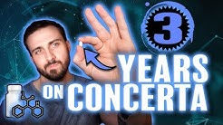 🎂 3 Years On Concerta! 💊 An Overview