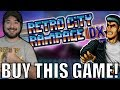 Retro City Rampage DX for Nintendo Switch Review - BUY THIS GAME! | 8-Bit Eric