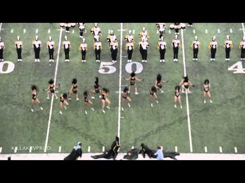Alabama State University Marching Band - Honda BOTB - 2015 #HBOB