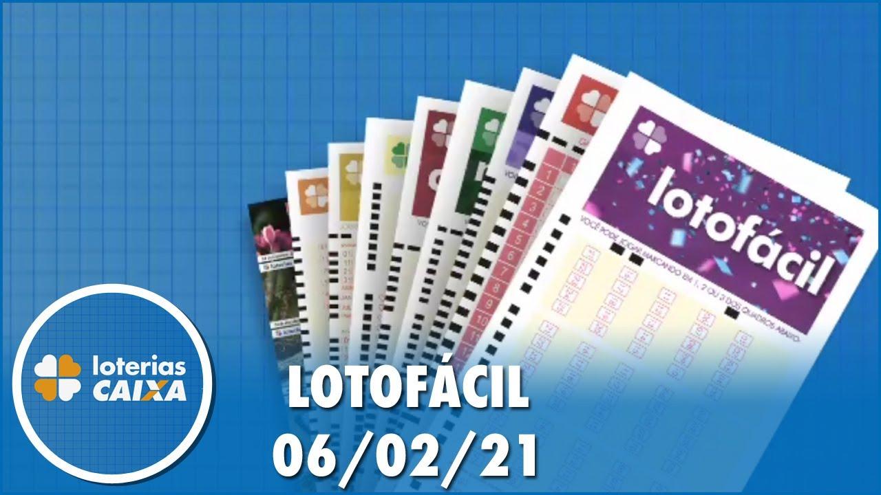 Download Resultado da Lotofácil - Concurso nº 2152 - 06/02/2021