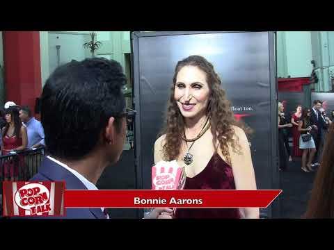 Bonnie AaronsIIt PremiereI2017