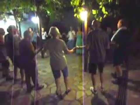 15th Seminar of Greek Dance, Kyriakos Moisidis, Papa Nero, July 2014