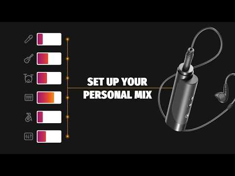 TYXIT | Wireless Audio Monitoring & Mixing for Live Bands & Musicians with a smartphone APP