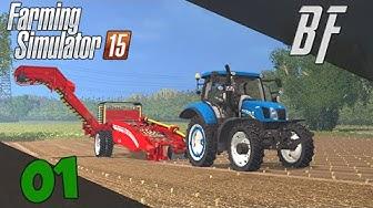 Farming Simulator 15   La Ferme Du Nord   Episode 1