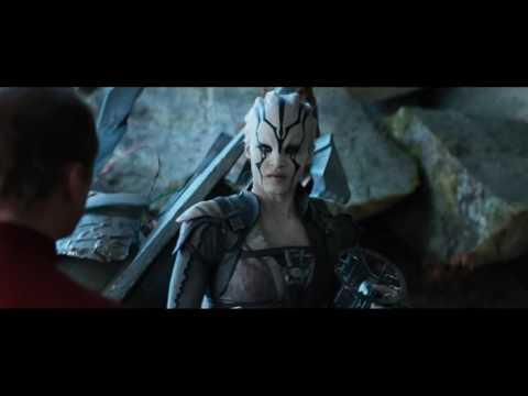 """STAR TREK BEYOND - Scena del film in italiano """"Scotty incontra Jaylah"""""""