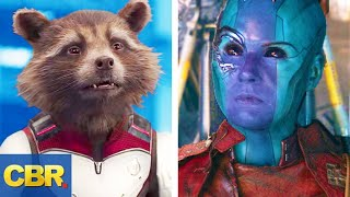 Avengers Endgame: Rocket And Nebula Were More Important Than You Thought