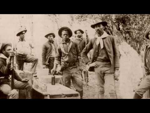For Love Of Liberty Buffalo Soldiers