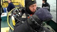 Sukellus-klippi Erätulilla ohjelmasta kesällä 2006