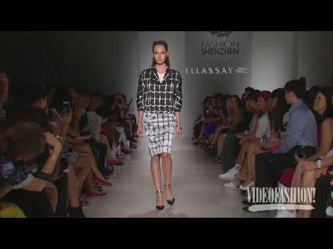Fashion Shenzhen Ellassay - NYFW - Spring/Summer 2015 | FIRST LOOK